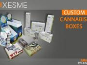 Fully Utilize of Custom Cannabis Boxes To Enhance Your Business