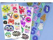 Get Ideal Designed Puffy Stickers from Our Platform - RegaloPrint