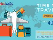 Grab Flight Tickets to India at Lowest Cost