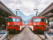 Book Swiss train pass online at Eurocursions