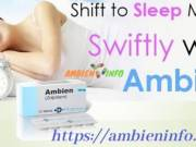 Buy Ambien Online For Improving Sleep Quality
