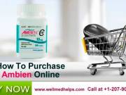 Buy Ambien Online with Overnight Delivery in Phoenix USA | Well Med Helps