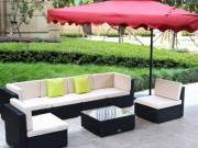 Look for Ways to Spend More Time Outdoors with Rattan Sofa Sets