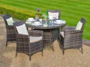 Infuse Practicality into Your Home Décor with Rattan Garden Furniture