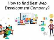 How to find Best Web Development Company?