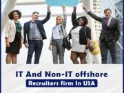 Leading RPO offshore Recruiters | IT and Non IT Recruiters
