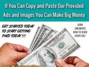 ATTENTION… Start Today Get Paid Today!