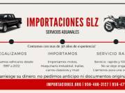 Legalizacion de autos - Importaciones Glz - Laredo Tx