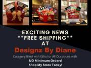 Save With Free Shipping!