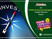 Get Portfolio and Investment Management Analysis Help from Experts