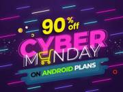 TheOneSpy Black Friday 50% to 90%off on Android plans