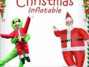 Hot sale Inflatable Costumes for Christmas
