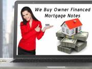 We Buy Owner Financed Mortgage Notes
