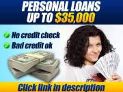 Get Upto $35k Instant Loans No Credit Check Like Celebrities