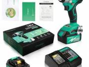 Industry's Best Cordless Power Tool Kit