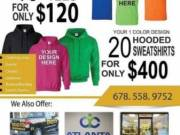 Apparel, Printing & Signs for Every Business