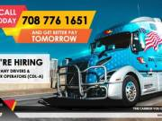 ???? OWNER OPERATORS WANTED!!!GROSS 240K+ per year!!!CDL CLASS A ONLY!!! ????