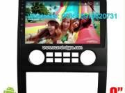 Foton View car audio radio android wifi GPS navigation camera