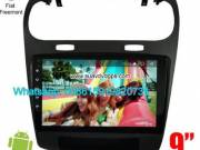 Fiat Freemont Car audio radio android GPS navigation camera