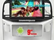 Hyundai H1 H-1 Grand Starex Car Radio Android GPS Navigation Camera
