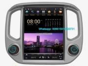 GMC Canyon Tesla Vertical IPS Android Radio GPS Navigation