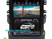 Chevrolet Malibu Tesla Vertical IPS Screen Android Radio Navigation