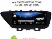 Lexus ES250 ES200 ES350 ES300h 2013-2017 Car radio android GPS