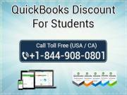 QuickBooks Discount for students