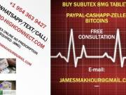 Buy Suboxone Strips Online | +1 954 363 9427