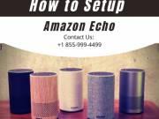 amazon echo setup problem