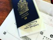 Buy real registered passport $ residence permit, id card, visa,  +(1760)392-1892).
