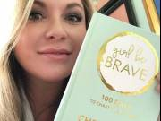 Girl Be Brave - Motivational and Inspirational Book