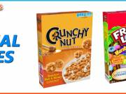 Custom Cereal Boxes for sale in USA at icustomboxes