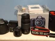 Nikon Digital camera and lens
