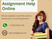 Best Accounting Assignment Help Online