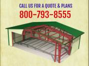 Affordable DIY Metal Buildings Kits
