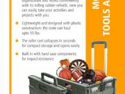 collapsible storage create