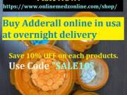 Buy Adderall 20 mg online Overnight delivery get 10% off in USA