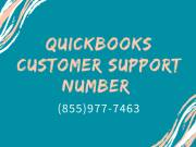 Get the most effective service on QuickBooks on QuickBooks Customer Support Phone Number
