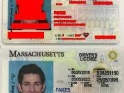 Massachusetts Driver License(New MA O21)