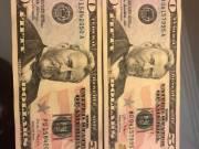 Undetectable counterfeit bills